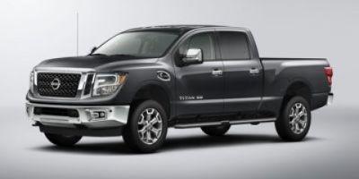 2016 Nissan Titan Crew Cab XD Platinum Reserve D (Magnetic Black)