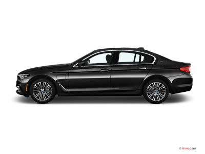 2018 BMW 5-Series 530E XDRV HYB (Jet Black)