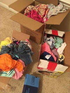 Lot of toddler clothes