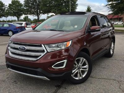 2015 Ford Edge 4dr SEL FWD (bronze fire metallic tinted clearcoat)