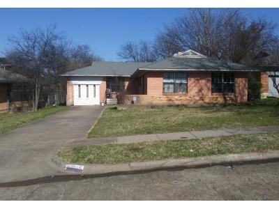 3 Bed 2 Bath Preforeclosure Property in Dallas, TX 75216 - Brookmere Dr