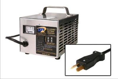 Purchase ClubCar DS Golf Cart - 36 Volt 18 Amp DPI Battery Charger - Crowfoot Handle motorcycle in Guilford, Connecticut, United States, for US $249.00