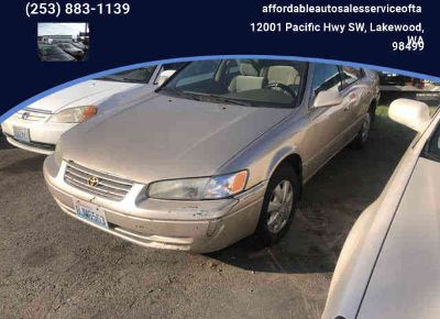 Used 1998 Toyota Camry for sale