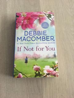 EUC Paperback Debbie MaComber If Not for You