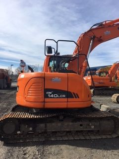 2013 Doosan Construction DX140LCR-3