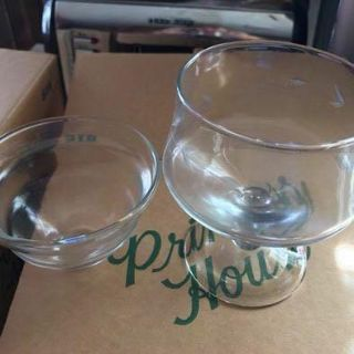 Set Of 4 New In Box Princess House Crystal Serving Dishes!!