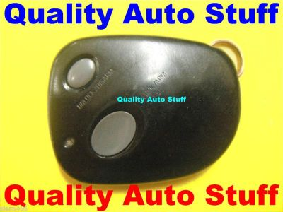 Buy 1999 - 2003 Subaru Keyless Remote A269ZUA111 88035AC230 Red LED Two Gray Buttons motorcycle in Fairless Hills, Pennsylvania, US, for US $23.57