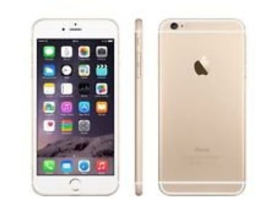iPhone 6, gold, 16KB with charger/Unlocked