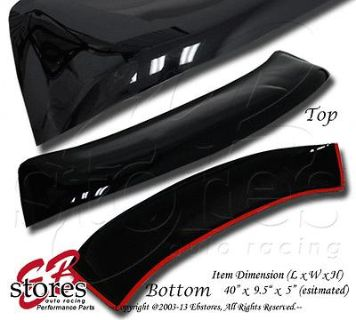Sell Roof WindShield Deflector Rear Visor Sun Guard Toyota Corolla 1988-1992 88-92 4D motorcycle in La Puente, California, US, for US $69.95