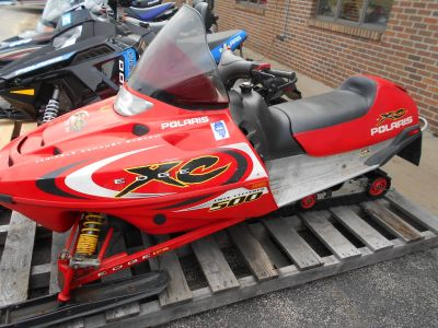 2002 Polaris Indy 500 XC SP Trail Sport Snowmobiles Belvidere, IL