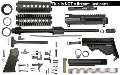 "DPMS 16"" Oracle Rifle Kit (Less Stripped Receiver)"