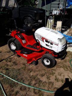 Husky tractor