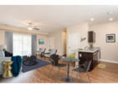 Canal Crossing Apartments - One BR, One BA 901 sq. ft.