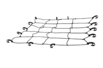 Sell Curt 18200 Cargo Net for Roof Rack Camper Trailer RV motorcycle in Azusa, California, US, for US $16.13