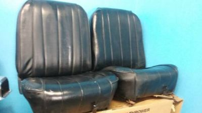 1965 Ford Mustang Bucket Seats