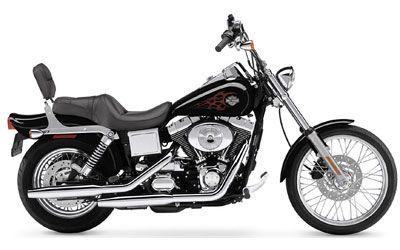 2004 Harley-Davidson FXDWG/FXDWGI Dyna Wide Glide Cruiser Motorcycles Elkhart, IN