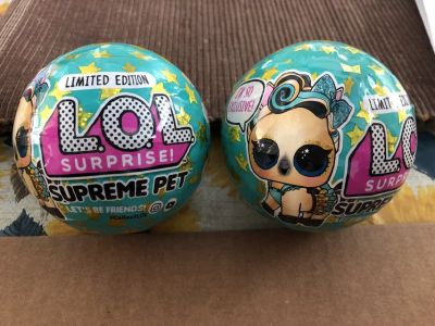 Lol Surprise Supreme Pet Limited Edition Lucky Luxe