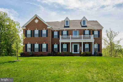 12000 Shadywood CT Mitchellville Four BR, Beautiful Brick-front