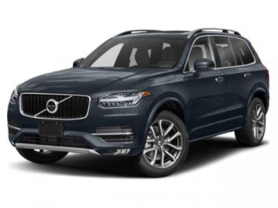 2019 Volvo XC90 R-Design (CRYSTAL WHITE)