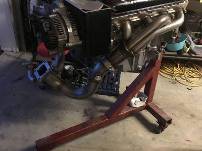 Ls1 turbo kit (hotside no wastegate)