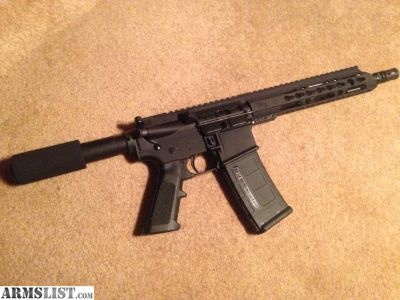 For Sale/Trade: Sweet ar15 pistol new