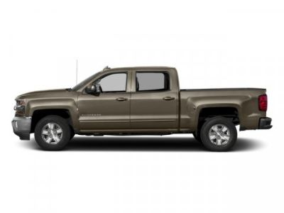 2017 Chevrolet Silverado 1500 LT (Pepperdust Metallic)