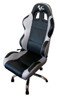 Sell MotoGP Moto GP Licensed Pit Chair Seat Office Desk motorcycle in Ashton, Illinois, US, for US $295.00