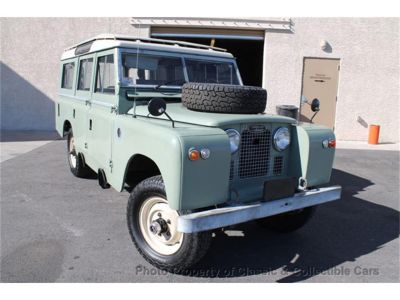 1967 Land Rover Series I