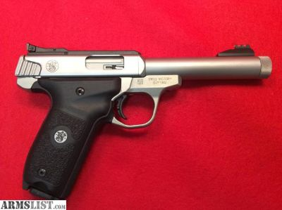 For Sale: Smith & Wesson Victory TB .22 LR