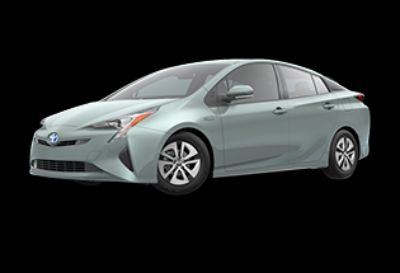 2018 Toyota Prius Four (Sea Glass Pearl)