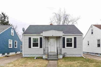 3154 McKinley St Lorain, ***Homepath Property*** Updated two