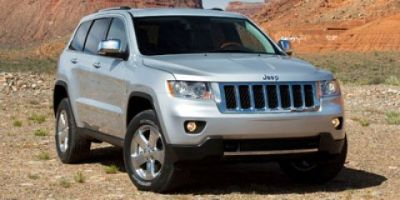 2011 Jeep Grand Cherokee Overland (Bright Silver Metallic)