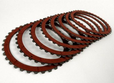Sell DRAG SPECIALTIES ORGANIC FRICTION PLATE KIT 1131-0425 HARLEY DAVIDSON motorcycle in Zieglerville, Pennsylvania, US, for US $74.95