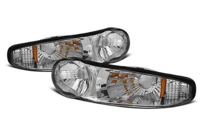 Buy Spyder ZOGD00C GMC Yukon Denali Chrome Clear Driving Bumper Lights 2 Pcs 1 Pair motorcycle in Rowland Heights, California, US, for US $67.80
