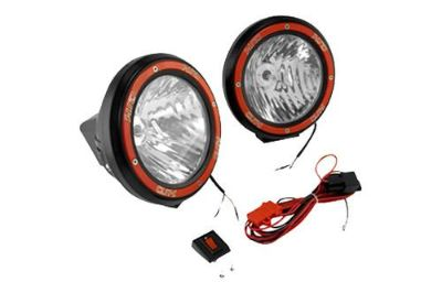 Find Rugged Ridge 15205.53 - Off Road Black HID Fog Light Kit 1 Pc motorcycle in Suwanee, Georgia, US, for US $287.93