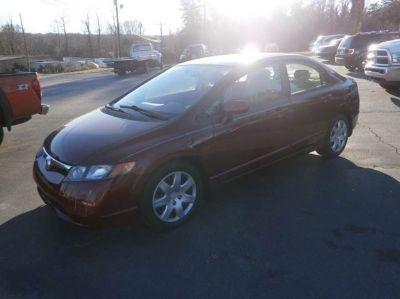 2008 Honda Civic LX 4dr Sedan 5A