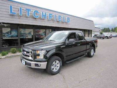 Used 2015 Ford F-150 4WD SuperCab 145