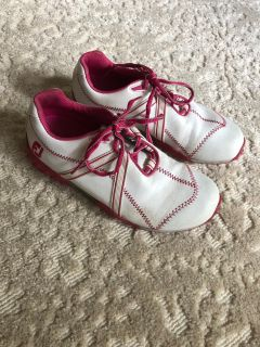 Girls FootJoy Golf Cleats