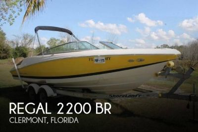 2005 Regal 2200 BR