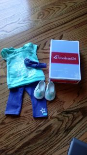 American Girl doll Tropical Bloom outfit. New in box