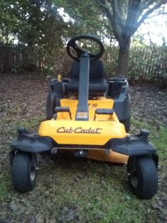 "42""zero turn Cub Cadet riding mower"