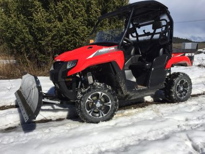 2017 Arctic Cat Prowler 700 XT EPS Side x Side Utility Vehicles Sandpoint, ID