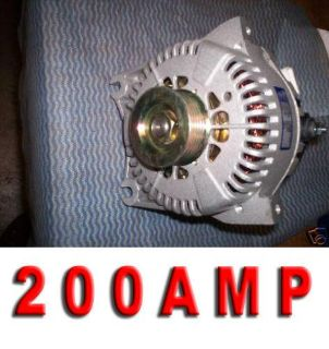 Buy NEW Ford Mustang 200 HIGH AMP Alternator With DOHC 96 1997 1998 1999 2000 4.6L motorcycle in Porter Ranch, California, US, for US $144.88