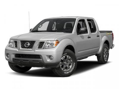 2018 Nissan Frontier Desert Runner (Arctic Blue Metallic)