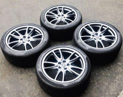 "Buy NEW!! $2500+ Set of 4 OEM 2014 Roush Ford Mustang 19x9 19"" Rims & Tires Pirelli motorcycle in Riverside, California, US, for US $1,700.00"