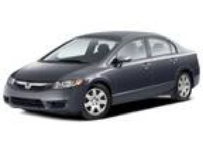 Used 2009 HONDA Civic Sdn For Sale