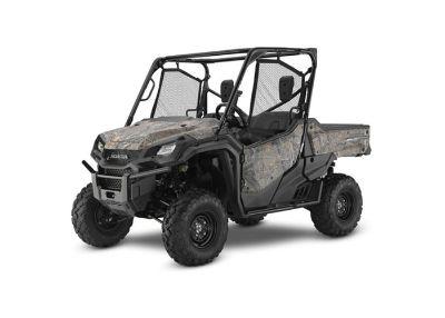 2018 Honda Pioneer 1000 EPS Side x Side Utility Vehicles Lakeport, CA