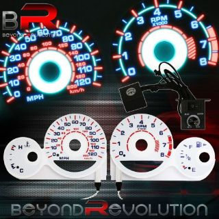 Buy Indiglo Reverse Glow Gauge Dash Face MPH W/ RPM For 2000-2003 Dodge Neon motorcycle in La Puente, California, United States, for US $22.99