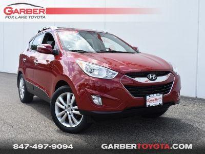 2012 Hyundai Tucson Limited (Garnet Red)