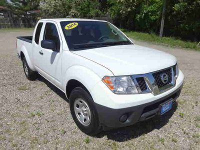 Used 2014 Nissan Frontier 2WD King Cab I4 Auto
